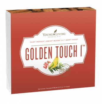 Young Living Ätherische Öle-Kollektion Golden Touch 1