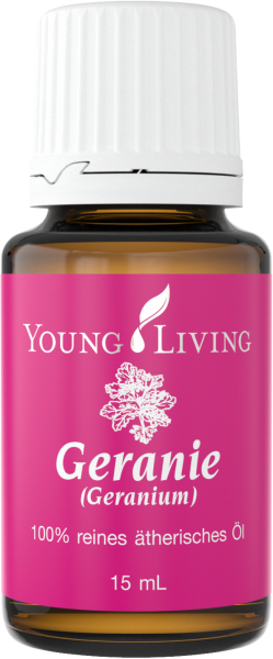 Young Living Geranium ätherisches Öl 15 ml